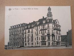 De Panne --- Le Grand Hôtel De L'Océan 1912/La Panne --- Le Grand Hôtel De L'Océan 1912 - De Panne