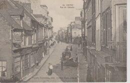 YVETOT   Rue Du Calvaire - Yvetot