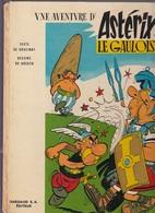 BD ASTERIX - Astérix Le Gaulois - UDERZO GOSCINNY - Dargaud Editeur 1961 - Astérix