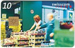 SWITZERLAND D-629 Chip Telecom - Used - Switzerland