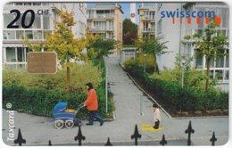 SWITZERLAND D-639 Chip Telecom - Used - Switzerland
