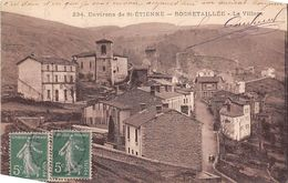 Rochetaillée       42         Le Village   1    (voir Scan) - Rochetaillee