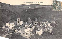 Rochetaillée       42         Le Village   2    (voir Scan) - Rochetaillee
