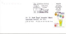 MADRID VALORES CIVICOS  LUCHA CONTRA LA DROGA 2006 COVER    (AGO200025) - Droga
