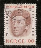 NORVEGE   N°   645  OBLITERE - Norwegen