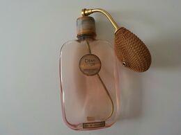Houbigant Demi Jour Beau Vaporisateur Avec Sa Poire  Eau De Cologne 90° - Vintage Miniatures (until 1960)