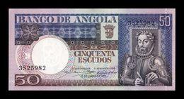 Angola 50 Escudos 1973 Pick 105 SC UNC - Angola