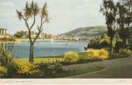 Postcard - Mooragh Park, Isle Of Man - Card No.118 Posted Very Good - Non Classificati