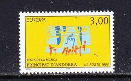 Europa Cept 1998 Andorra Fr 1v ** Mnh (49133) - Europa-CEPT
