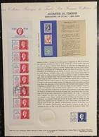 France - Document Philatélique - Premier Jour - FDC - YT Carnet Nº 2864 - 1994 - 1990-1999