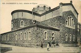 Paimboeuf * Abside De L'église De La Commune - Paimboeuf