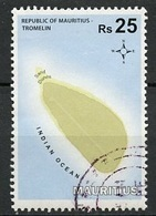 Maurice - Mauritius 2017 Y&T N°(1) - Michel N°(?) (o) - 25r Ile De Tromelin - Maurice (1968-...)