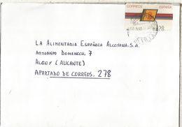 CC CON ATM LOGO CORREOS MAT CAMAS SEVILLA - 1931-Hoy: 2ª República - ... Juan Carlos I