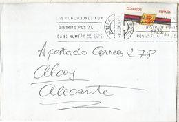 CC CON ATM LOGO CORREOS BETERA VALENCIA - 1931-Hoy: 2ª República - ... Juan Carlos I