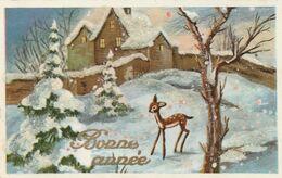 Mignonnette - Bonne Année - Biche - Nouvel An