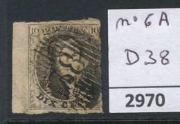D 38  Op Nr 6A - Belgium