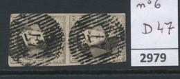 D 47  Op Nr 6, Paar - Belgium