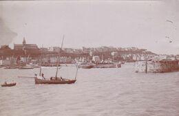 Photographie Originale Particulier 1900  Certainement Port Breton A Situé & Identifié  Ref 978 - Lieux