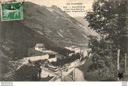D65  CAUTERETS  Tram De La Raillère- Maison Hospitalière  ..... - Cauterets
