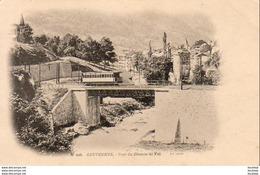 D65  CAUTERETS  Pont Du Chemin De Fer  ..... - Cauterets
