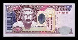 Mongolia 5000 Tugrik 2013 Pick 68c SC UNC - Mongolia