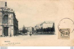 ESPAGNE  MADRID  Calle De Alcalà - Madrid