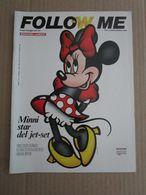 - ITALIAN MAGAZINE / FOLLOW ME N 14 - 1990 COVER MINNI STAR DEL JET SET / URSS - Autres
