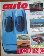 AUTO - N.5 - MAGGIO 1988 - ANNO IV - BMW 535i - RENAULT SUPERCINQUE LTD - MERCEDES 300 CE - VW GOLF GTD - Moteurs