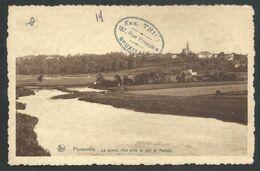+++ CPA - FLORENVILLE - La Semois - Vue Prise Du Pont De Martué - Nels  // - Florenville