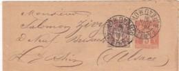 France Wrapper 1891 - Non Classés