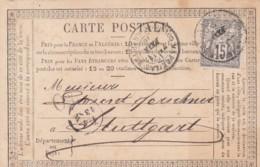 France Privat Postcard 1878 - Non Classés
