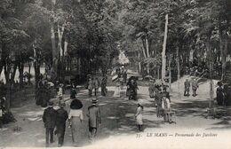 Le Mans Promenade Aux Jacobins - Le Mans