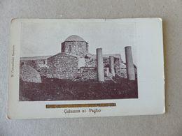 Chypre. Columus At Papho - Zypern