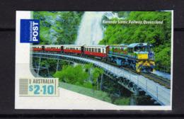 AUSTRALIE Australia 2010 Train Railway Self/adh. MNH ** - 2010-... Elizabeth II