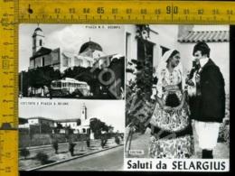 Cagliari Selargius (piega) - Cagliari