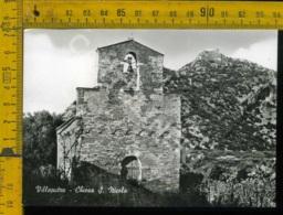 Cagliari Villaputzu Chiesa S. Nicola - Cagliari