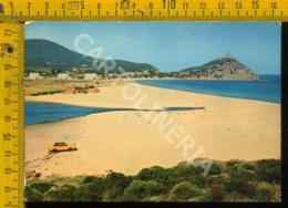 Cagliari Spiaggia E Torre Di Chia - Cagliari