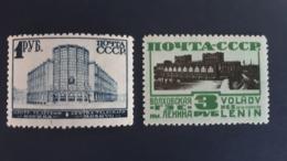 Russia, Soviet Union, 1930 Mnh (Michel 392/3 DY) - 1923-1991 USSR
