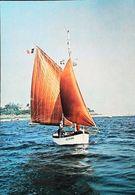 "SAINT MALO - Bateau Sloop De Pêche Maquereautier "" Le TOXON III "" (Vieux Gréement - Old Sailing Boat Or Fishing Ship) - Pêche"