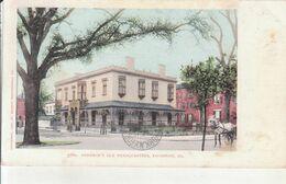 Savannah - Sherman's Old Headquarters - Savannah