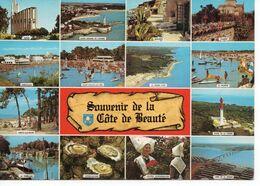 SAINT PALAIS SUR MER - RONCE LES BAINS - LA TREMBLADE - LA PALMYRE - TALMONT - SAINT GEORGES DE DIDONNE - Saint-Palais-sur-Mer