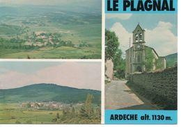 LE PLAGNAL - SON VOLCAN - SES MYRTILLES - SES FRAMBOISES - SES CHAMPIGNONS - SA CHASSE - SA PÊCHE - Andere Gemeenten