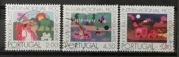 Portugal 1975 / Yvert N°1265-1267 / Used - 1910-... Republik