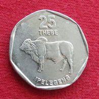 Botswana 25 Thebe 1998 KM# 28 *V2 Botsuana - Botswana
