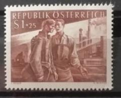 Autriche 1955 / Yvert N°852 / ** - 1945-.... 2ème République