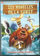 Dvd Les Rebelles - Animation