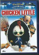 Dvd Chicken Little - Animation