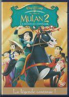Dvd Mulan 2 - Animation