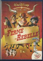 Dvd Ferme Rebelle - Animation
