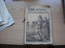 Petra Pekic Car Jovan Epska Pesma U Deset Pevanja Subotica 1927 Szabadka Lazar Babic 94 Pages - Libri, Riviste, Fumetti